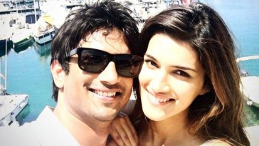 What Sushant Singh Rajput said about her co star Kriti Sanon