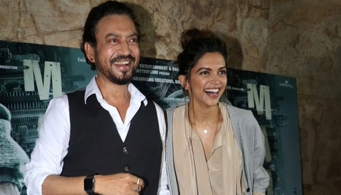 Irrfan Khan and Deepika starer untitled film to release on 2nd October 2018