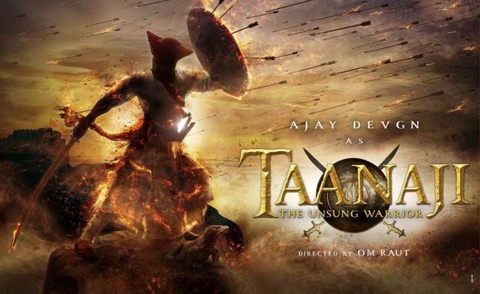 Ajay Devgn will be seen playing warrior in Film Taanaji The Unsung Warrior