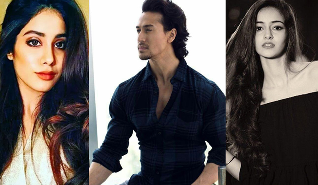 Ananya Pandey to star opposite Tiger Shroff in Student of the Year 2