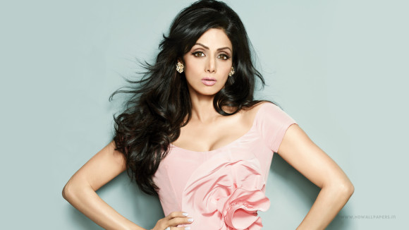 I don't think that Today I am Very big stars says Sridevi