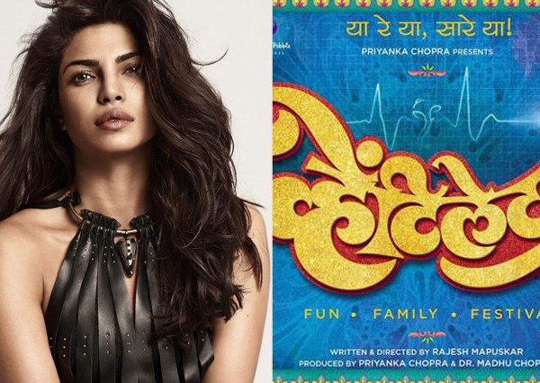 Priyanka Chopra to remake Marathi film Ventilator into Malayalam