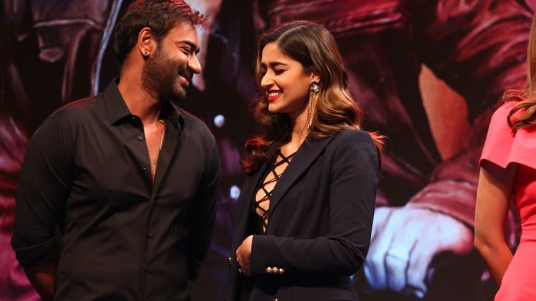 Ileana Dcruz to star in Film Raid opposite Ajay Devgn