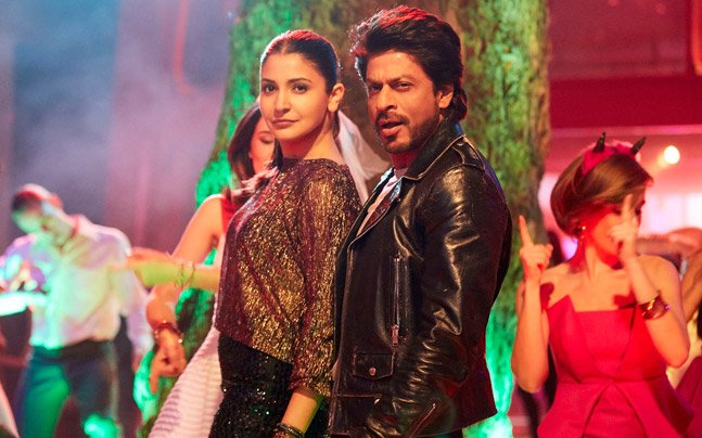 Film Jab Harry Met Sejal has collected 45.75 Crore in weekend