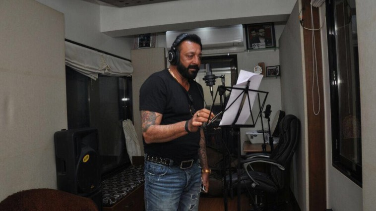 Sanjay Dutt will be seen singing song in Film Bhoomi
