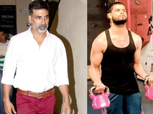 Akshay Kumar to launch his Brother In Law in Bollywood Industry