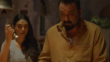Film Bhoomi is story of strong bonding between father and daughter