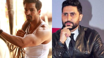 Harshvardhan Rane has replaced Abhishek Bachchan in film Paltan
