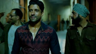 Film Lucknow Central is weak film but made on the good subject