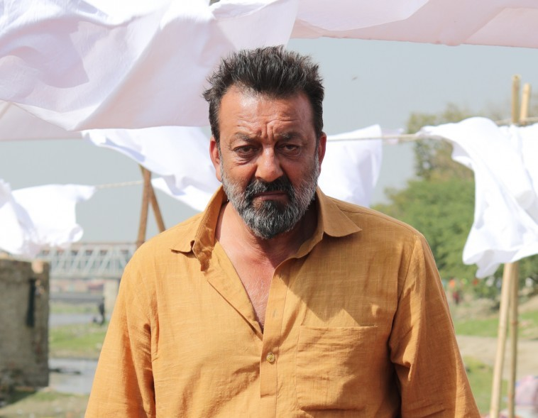 I am not strict father says Sanjay Dutt