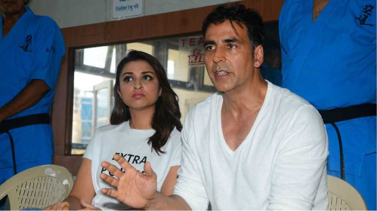 Parineeti Chopra to romance with Akshay Kumar in Film Kesari