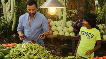 Film Chef has collected 1.05 Crore on day one