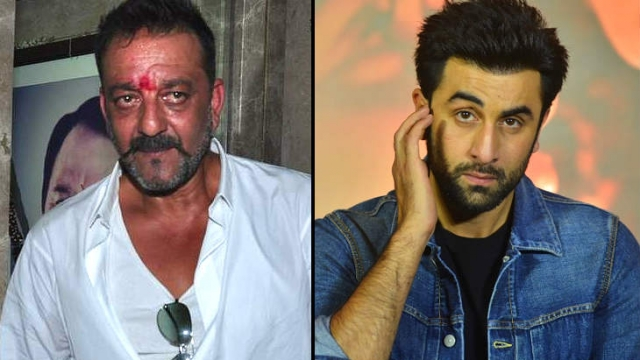 Actor Sanjay Dutt Biopic film has got his tittle