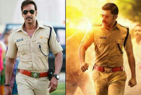 Ajay's Singham 3 might remake of Malayalam film Action Hero Biju