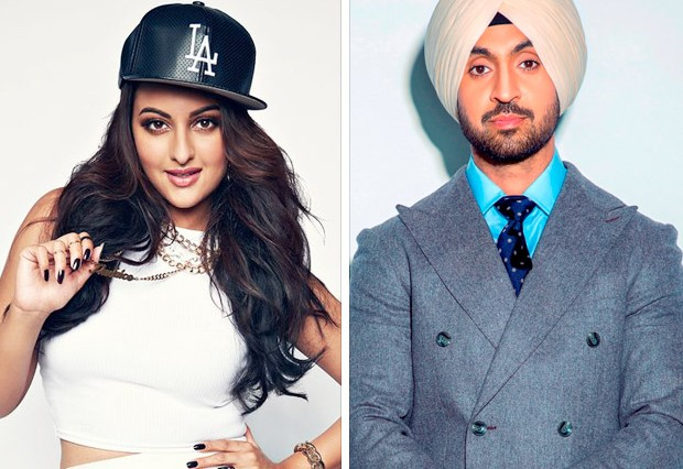 Diljit and Sonakshi starer film has been titled Gadbad