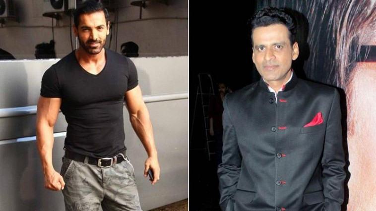 John Abraham and Manoj Bajpayee to star in Dark Thriller film