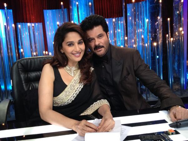 Anil Kapoor and Madhuri Dixit to star in film Total Dhamaal