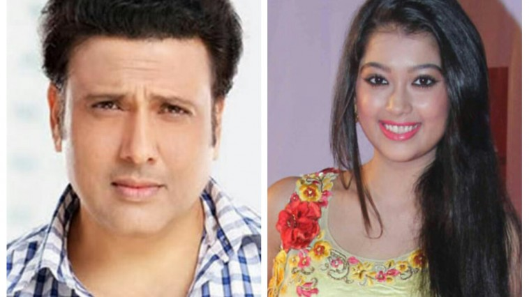Govinda to romance with Digangana Suryavanshi in film Fry Day