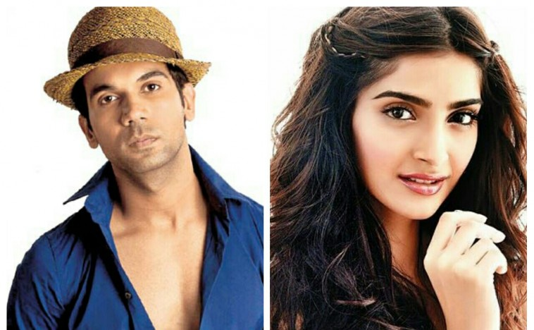 Rajkumar Rao to romance with Sonam Kapoor