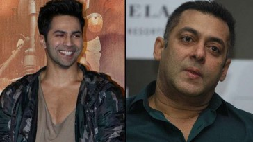 Varun Dhawan might replace Salman Khan