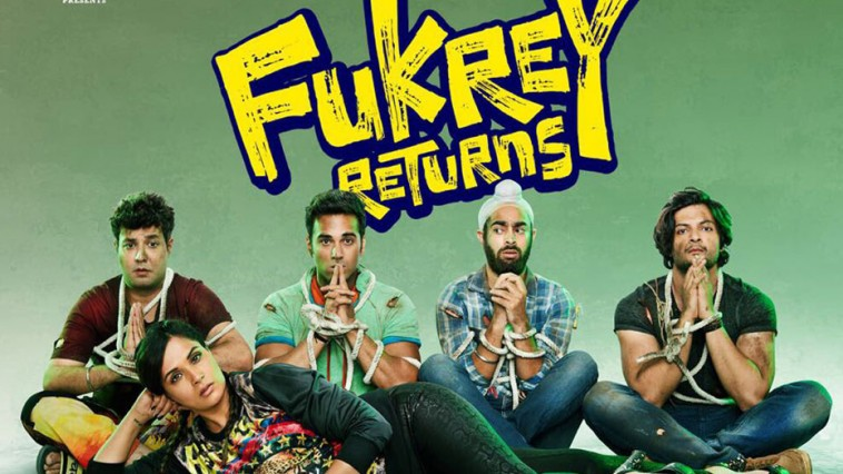 Movie Review Fukrey Returns