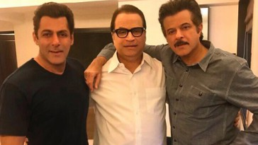 Anil Kapoor is not playing Salman's Father confirms Ramesh Taurani