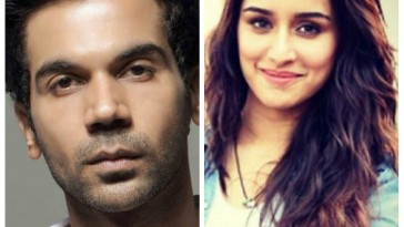 Shraddha Kapoor to star opposite RajKumar Rao in Horror comedy film