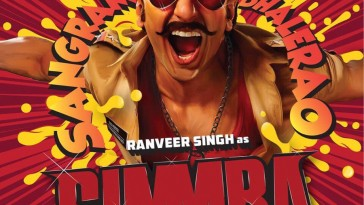 Rohit Shetty Releases The Poster of His Next Simmba Starring Ranveer Singh
