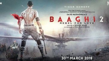 Film Baaghi 2 gets news release date