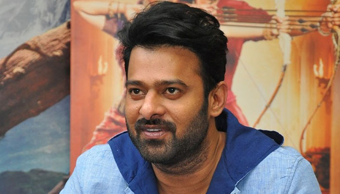 I will do my first Bollywood film after Saaho says Prabhas