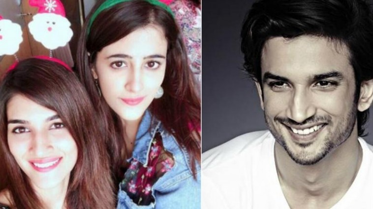 Nupur Sanon to star opposite Actor Sushant Singh Rajput