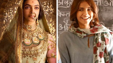 What said Sonam about the clash of her film Padman with Padmavat ?