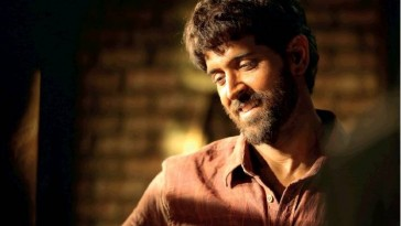 First Look of Hrithik Roshan from Super 30 revealed