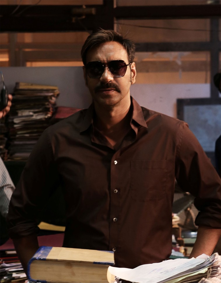 Playing Income tax officer was differrent experience for me says Ajay Devgn