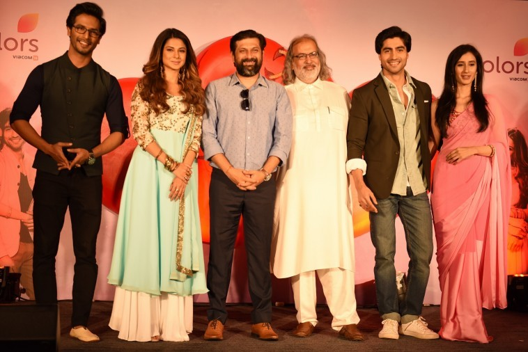 COLORS Launches the Unique Love Story Bepannaah