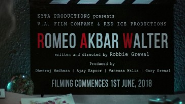 John Abraham to star in film Romeo Akbar Walter