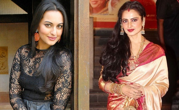 Sonakshi Sinha to dance with Rekha in film Yamla Pagla Deewana Phir Se
