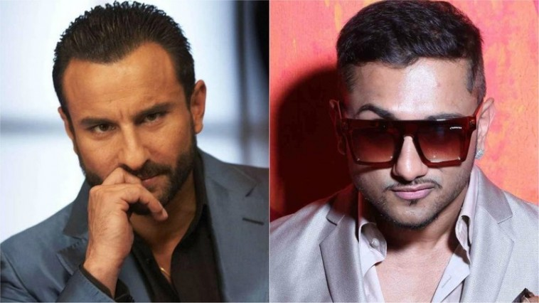 Saif to rap with Honey Singh in film Baazaar