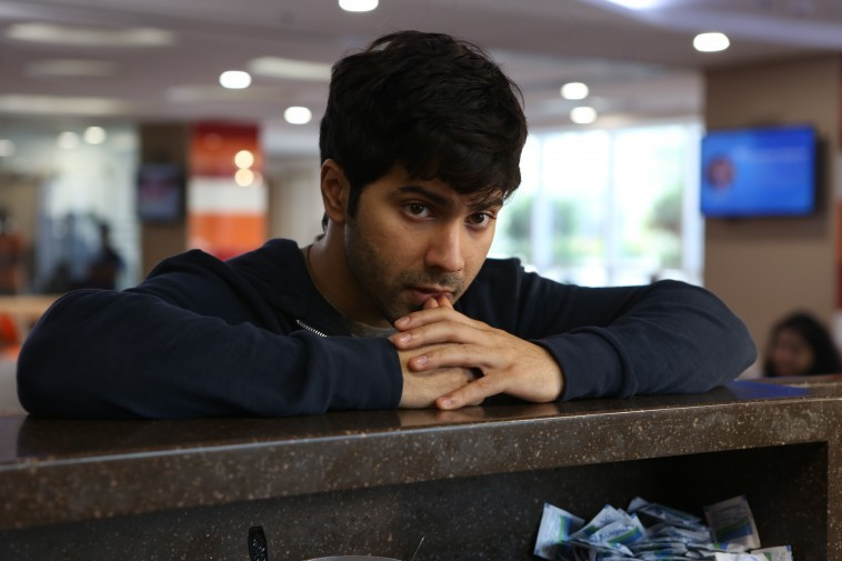 I have done film October only for Children says Varun Dhawan