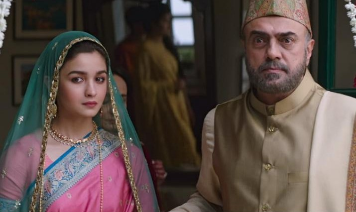 Review of Film Raazi