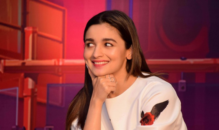Alia Bhatt wants to show her film Raazi to these two person