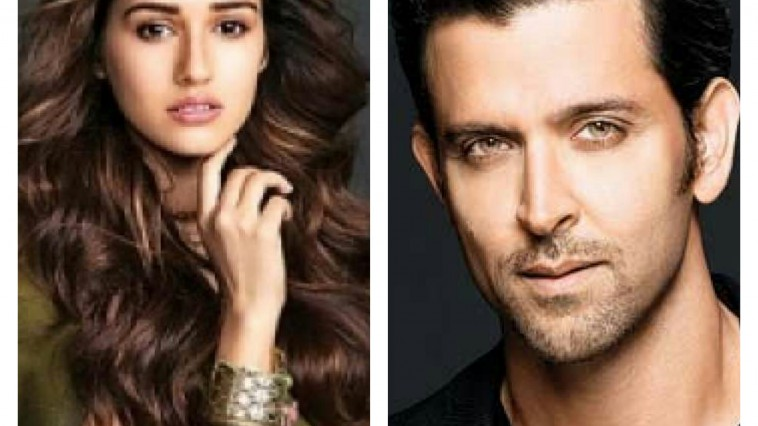 Disha Patani to romance with Hrithik Roshan in Rohit Dhawan's next film