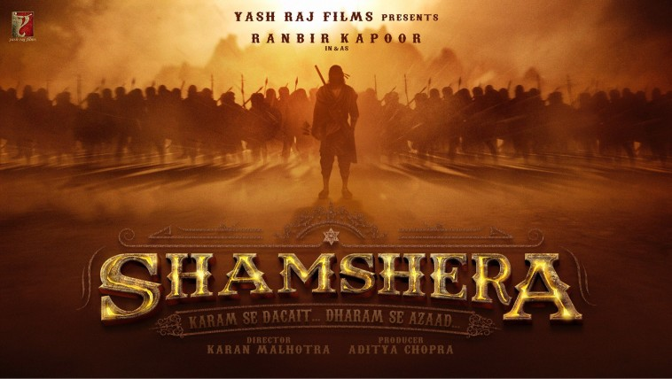 Ranbir Kapoor to star in Yashraj's next film Shamshera