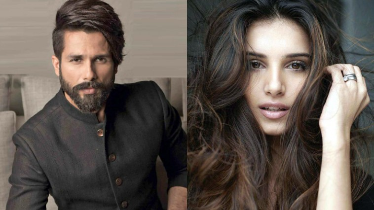 Shahid Kapoor to romance with Tara Sutaria in film Arjun Reddy