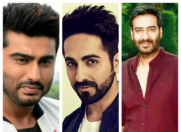 Namaste England and Badhai Ho to clash with Ajay Devgn's untitled film on 19th October 2018