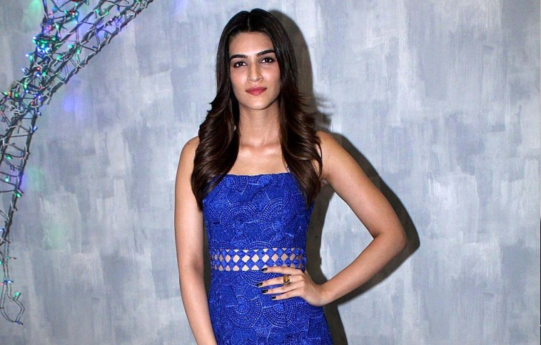 Kriti Sanon is excited to share screen space with Sanjay Dutt
