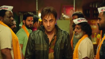 Review of Film Sanju