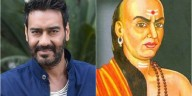 Actor Ajay Devgn to play role of Chanakya