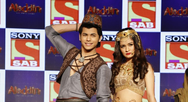 Sony SAB to bring alive Aladdin on Television