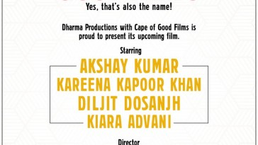Film Good News to release on 19th July 2019
